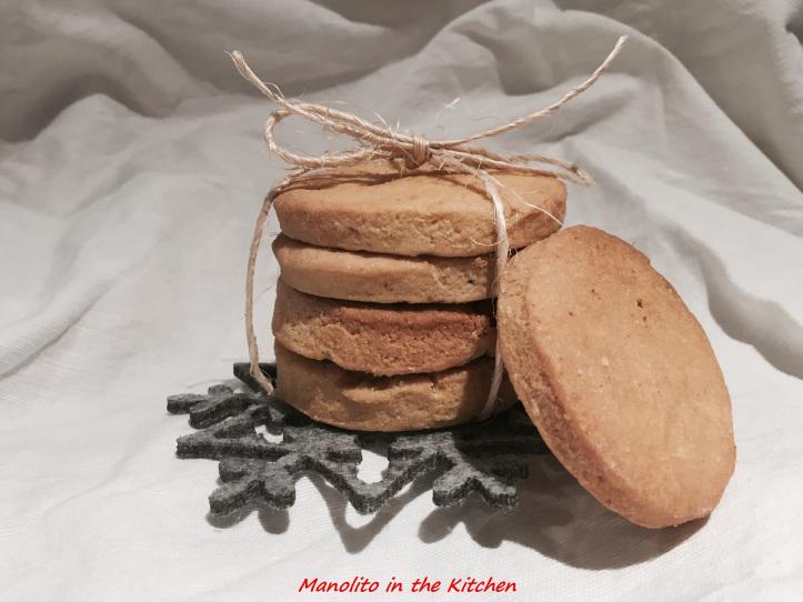biscotti di riso senza Glutine, senza uova, senza latte e senza lievito
