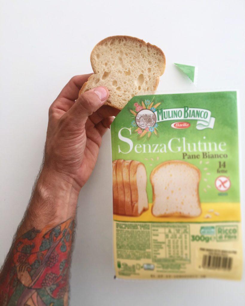 Pane Bianco Senza Glutine Mulino Bianco