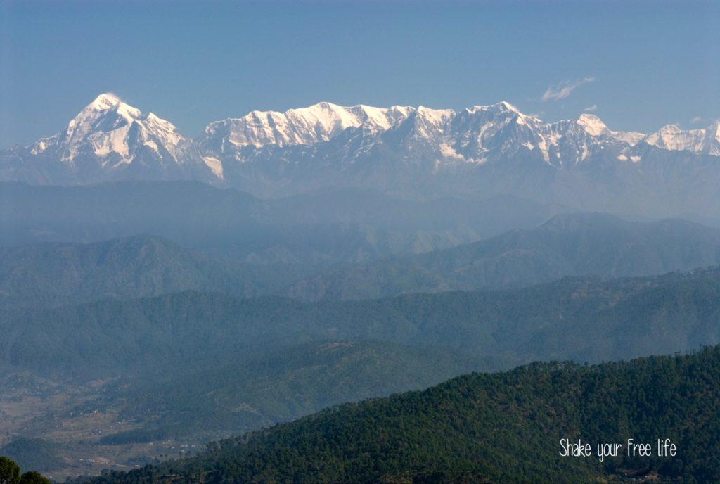 Nanda Devi - Trekking in Uttarakhand