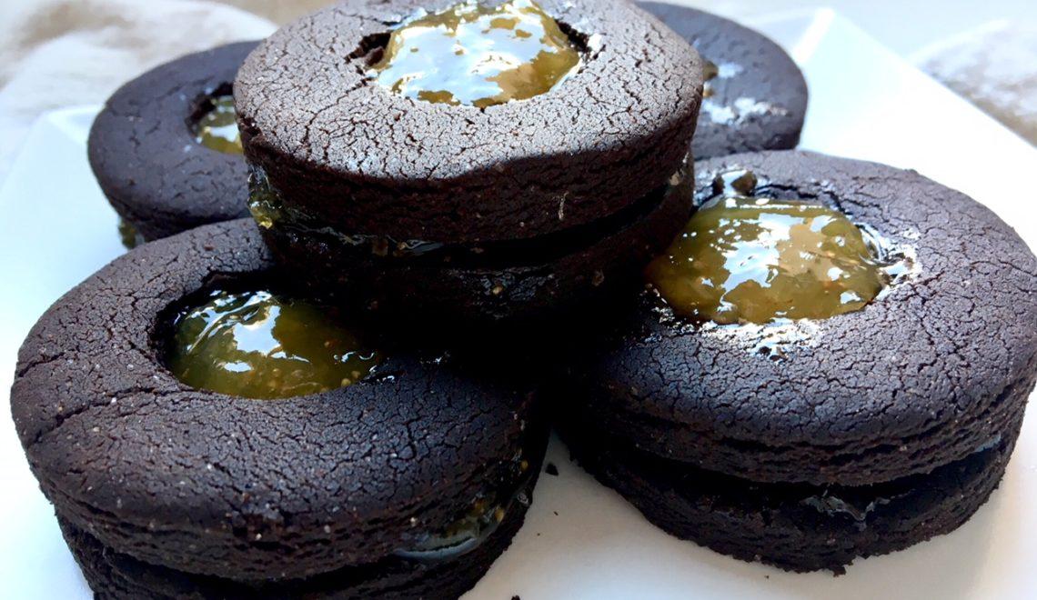 Biscotti alle mandorle senza glutine e vegan