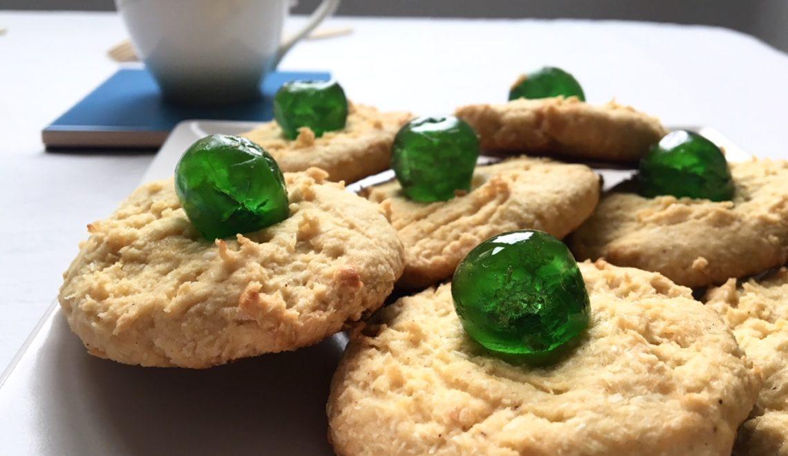 Biscotti con farina di ceci senza glutine