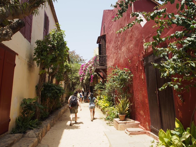 Senegal isola di Gorée