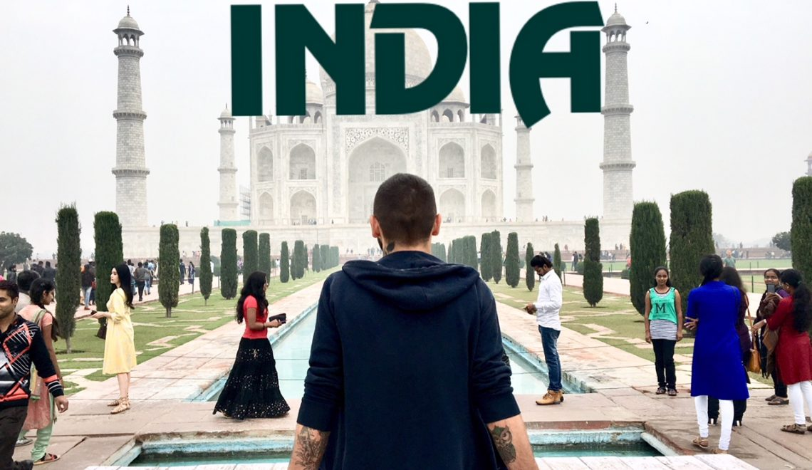 Il video del mio viaggio in INDIA discovery