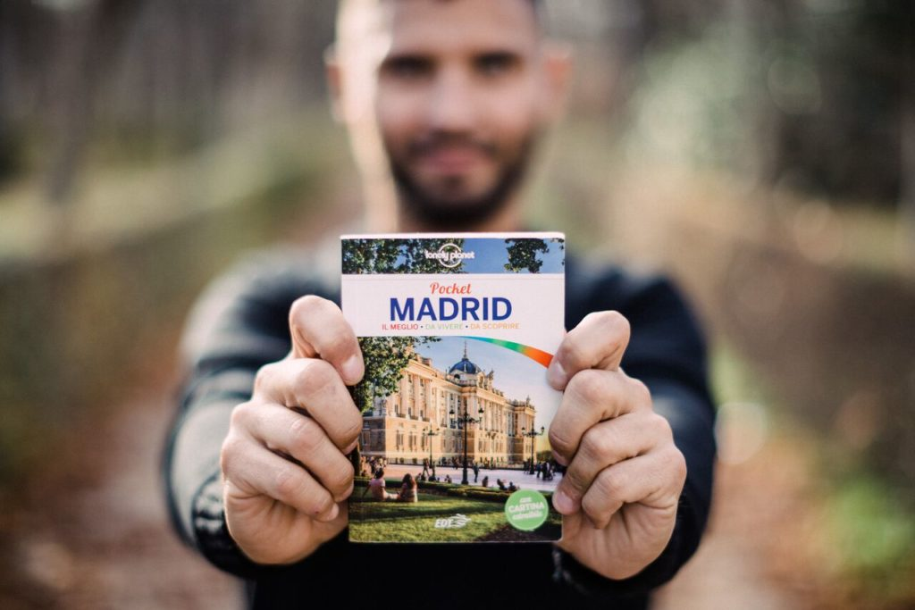 Visitare Madrid con La guida Pocket Lonely Planet
