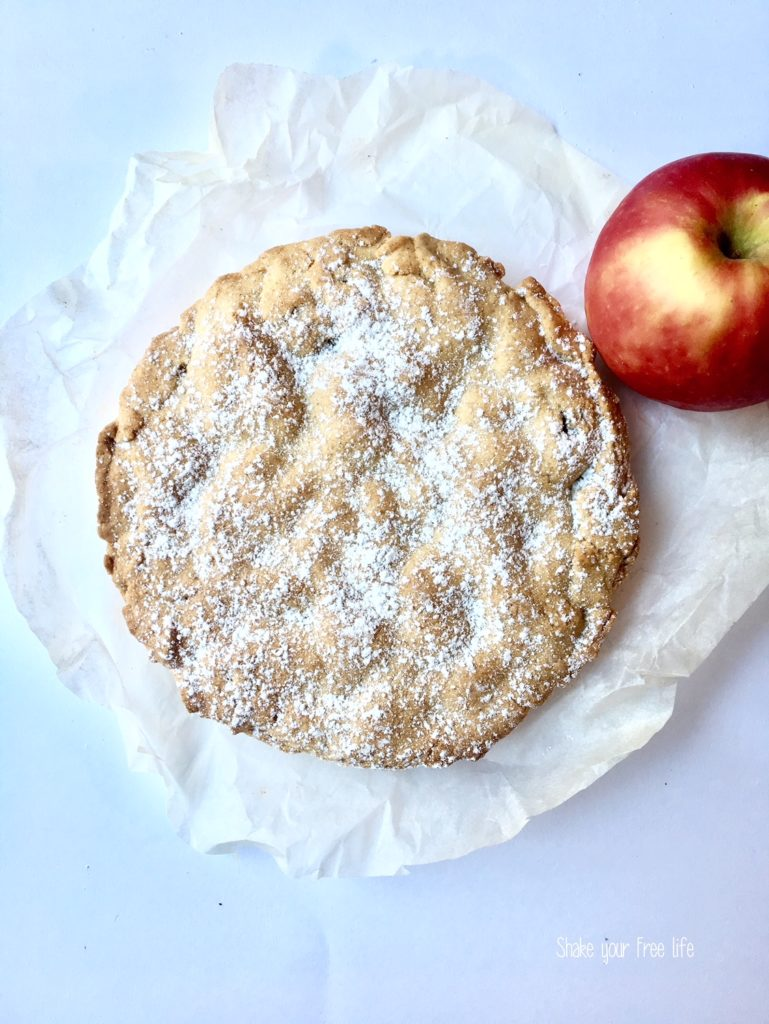 Apple pie senza glutine