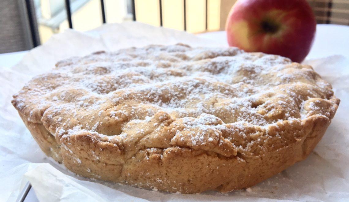 La ricetta della Apple pie senza glutine