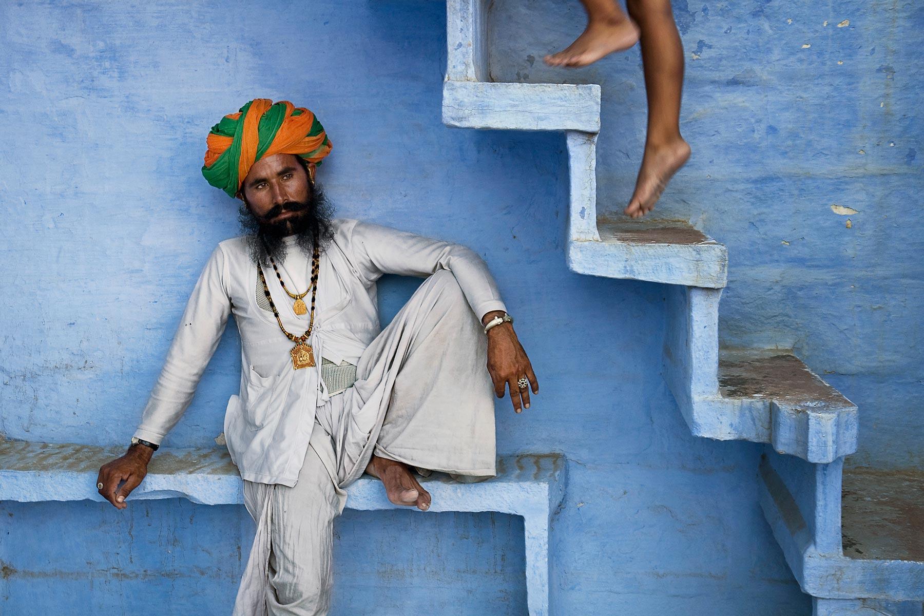 Jodhpur la città blu del Rajasthan
