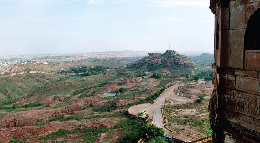 Il mio viaggio a Jodhpur la città blu del Rajasthan