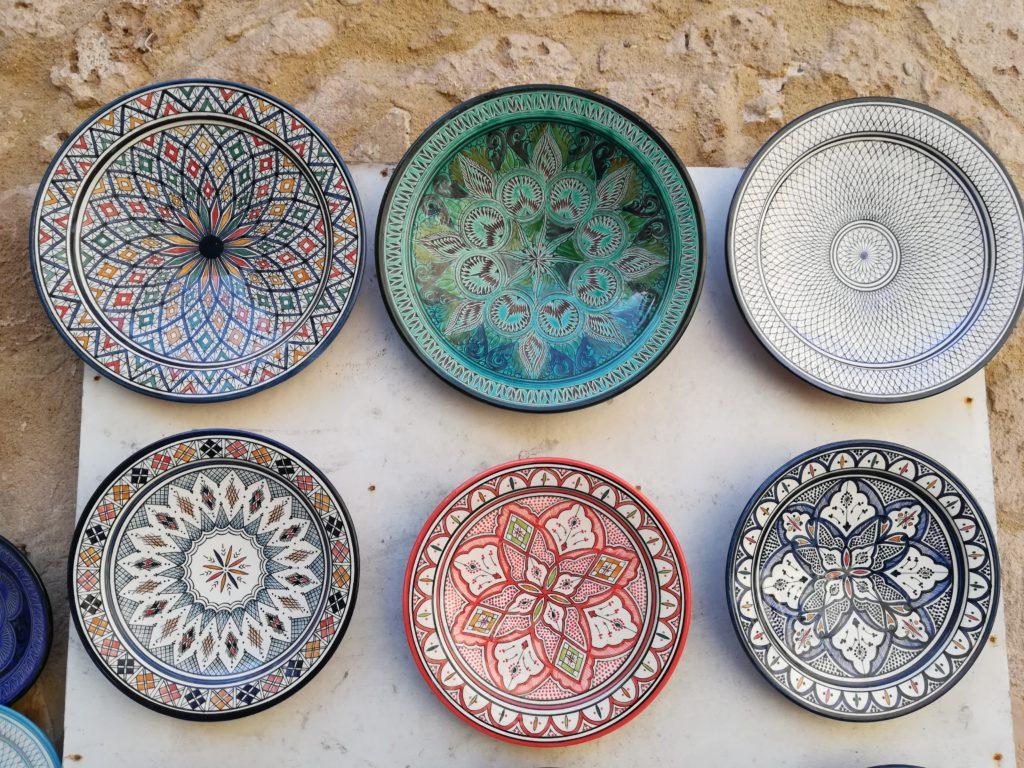 Le ceramiche di Essaouira