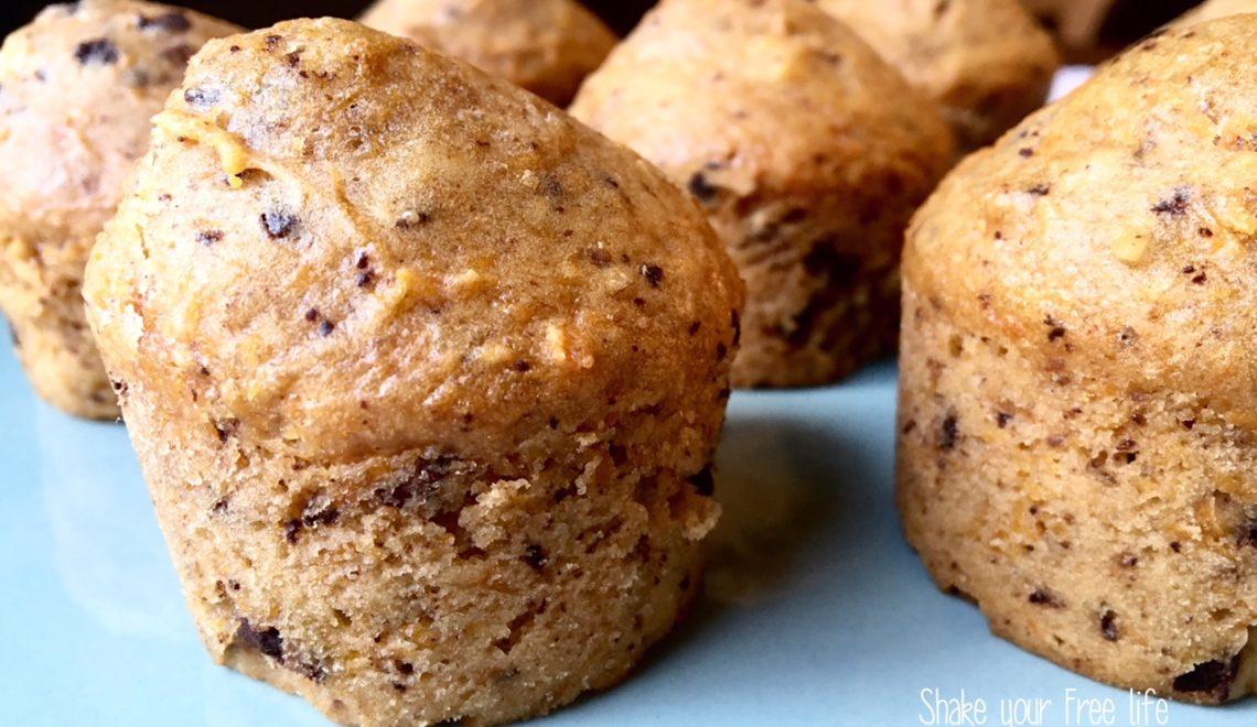 Muffin di patata dolce 2
