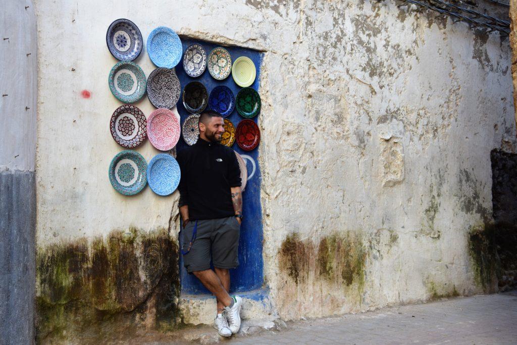 Essaouira ceramiche
