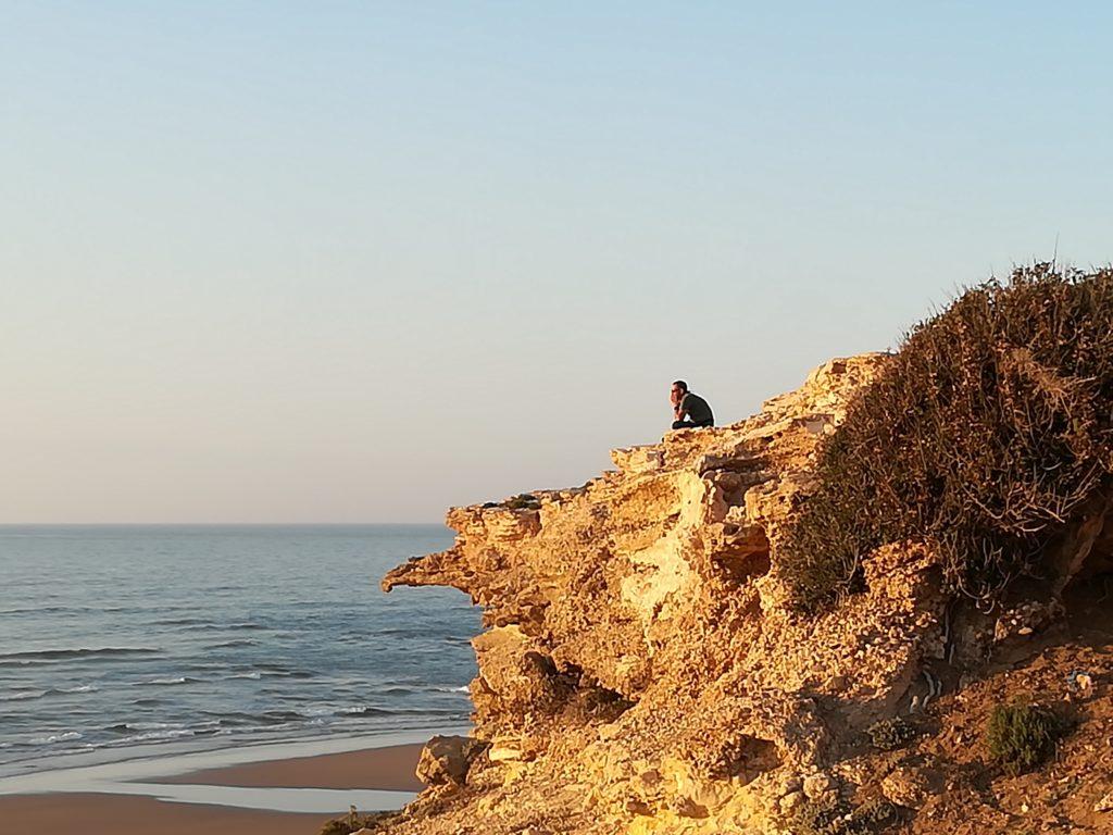 Trekking sulla costa atlantica