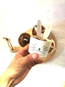 Muffin dolci con philadelphia senza lattosio