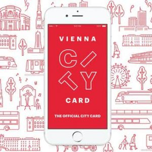Wien city card app
