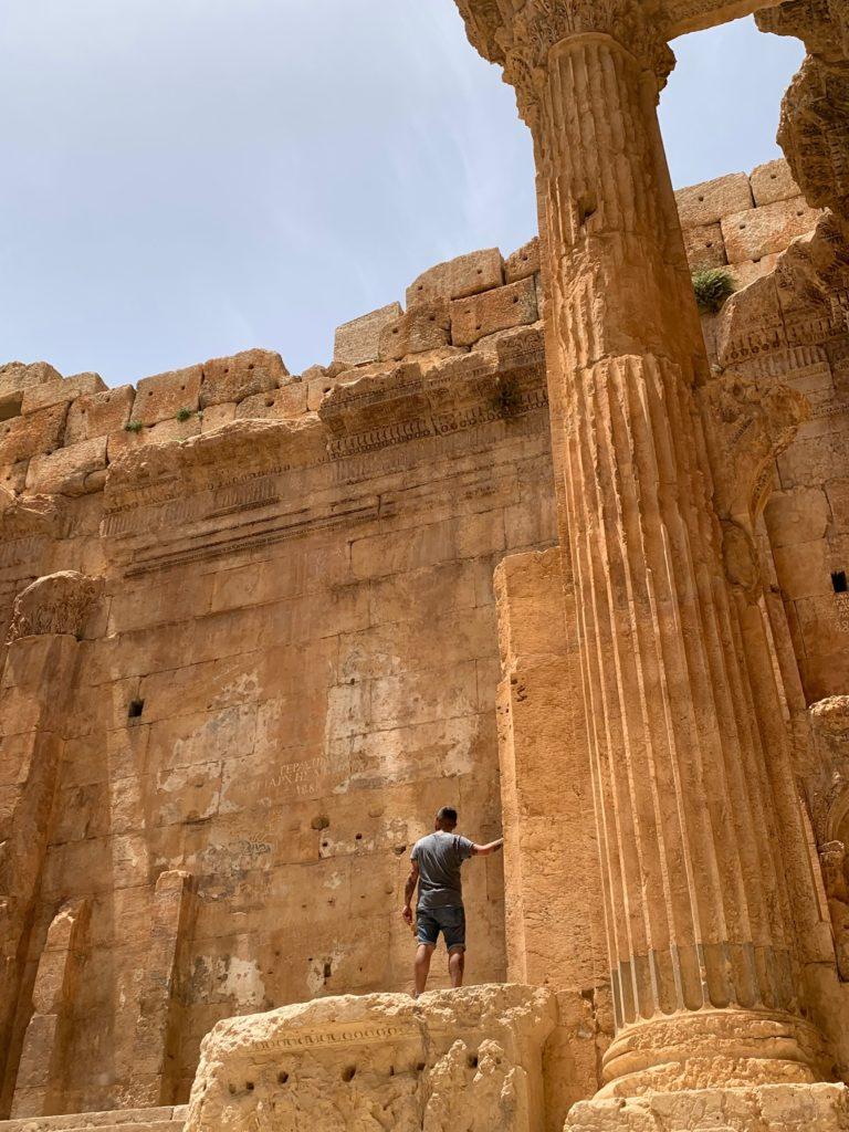 Baalbek - organizzare un viaggio in Libano