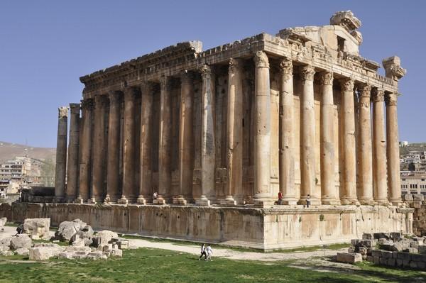 Il sito archeologico di Baalbek