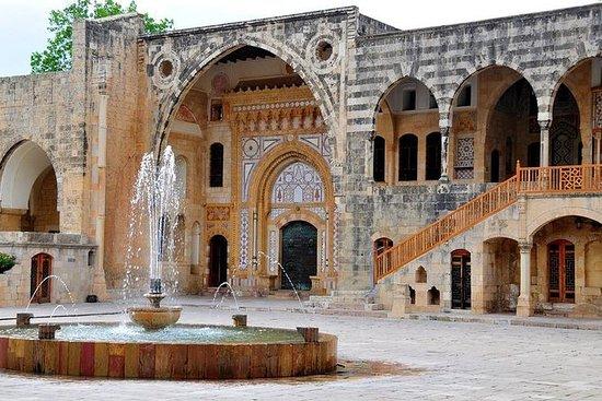 Beiteddine-organizzare un viaggio in Libano