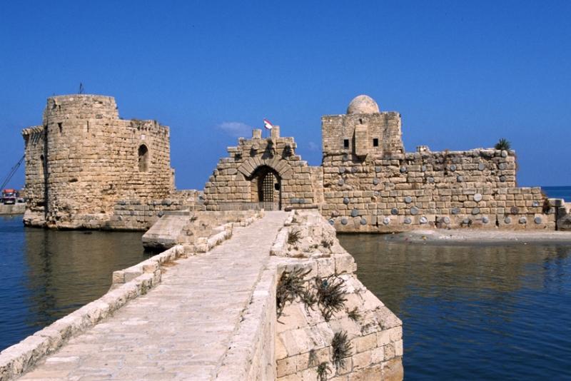 Sidone - Organizzare un viaggio in Libano