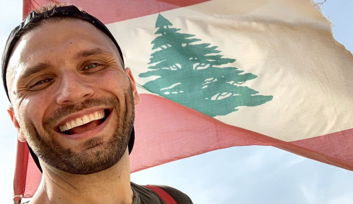 organizzare un viaggio in Libano