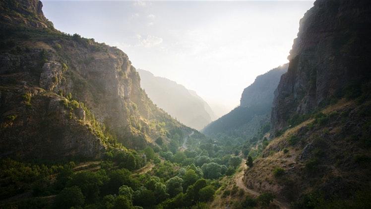 La valle di Qadisha