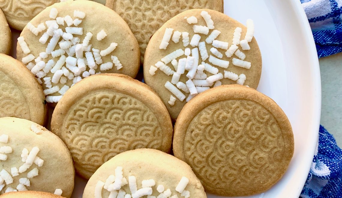 Biscotti all'amaranto senza glutine