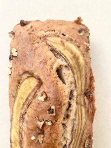 Banana bread facile e senza glutine
