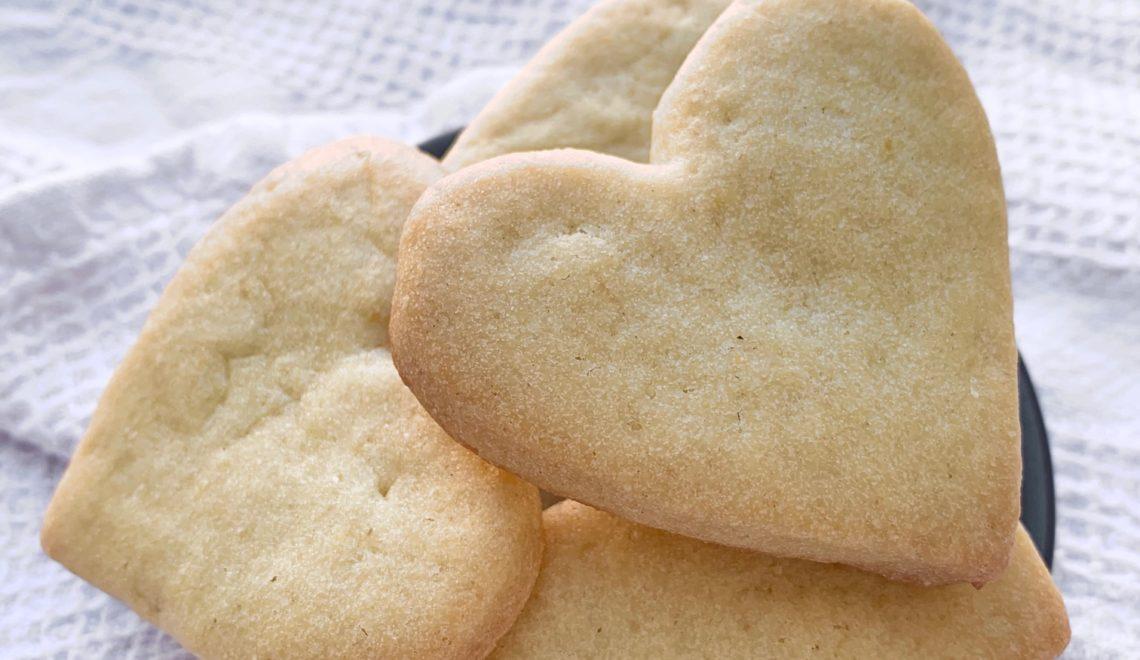 biscotti vegani con farina di riso