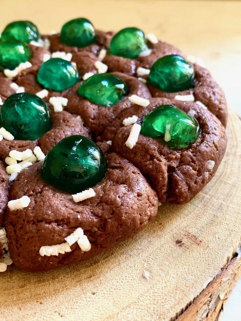 Crostata biscotto al cioccolato