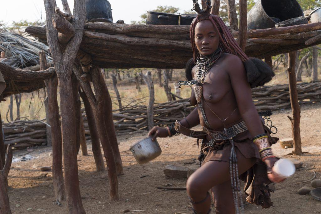 Il mio incontro con le tribù Himba in Namibia