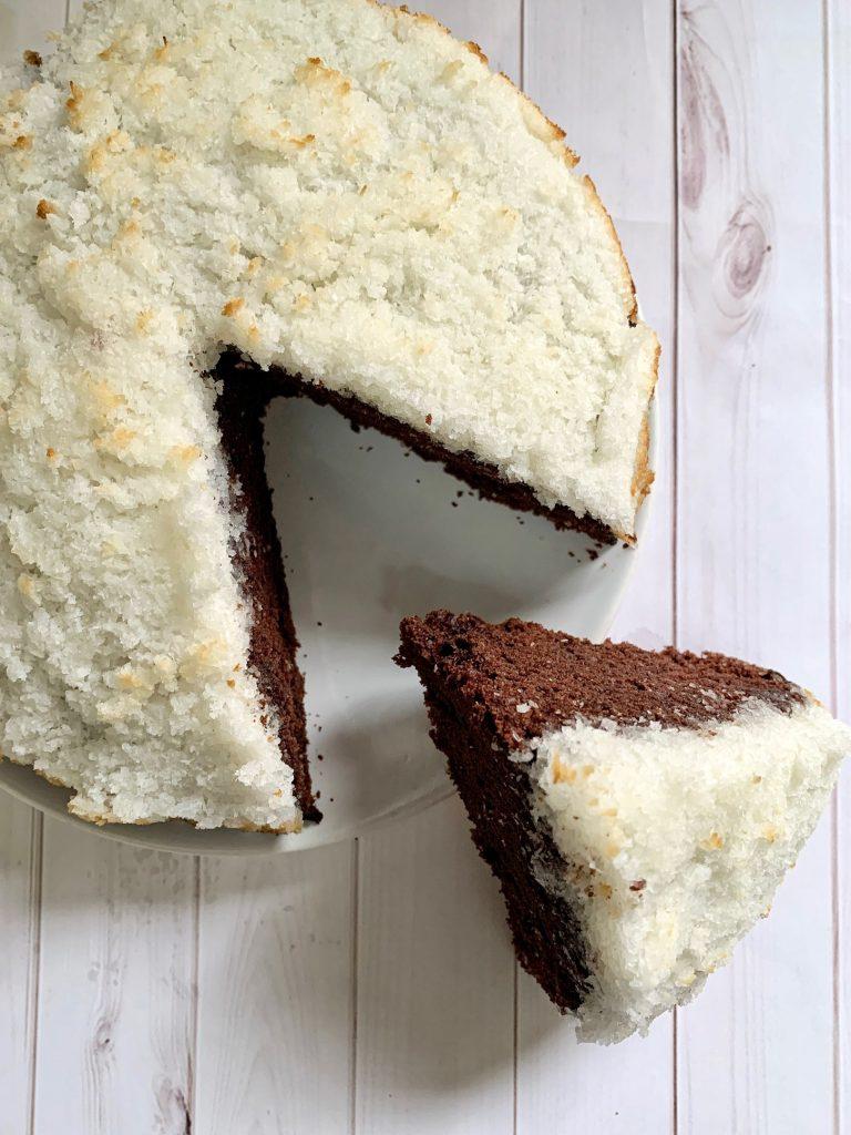 Dream Cake senza latte e uova vegan e senza glutine