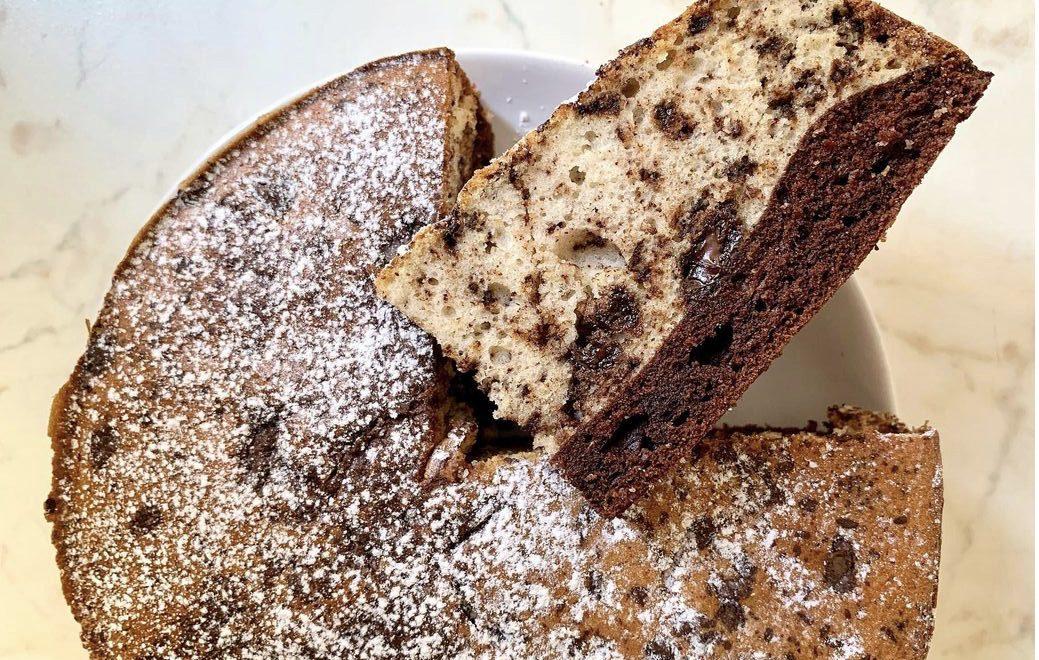 Torta Stracciatella senza glutine
