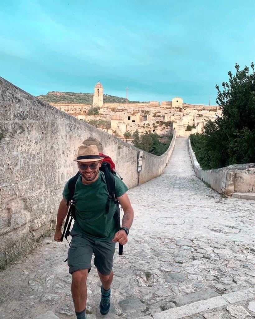 cammino Materano e la via Peuceta