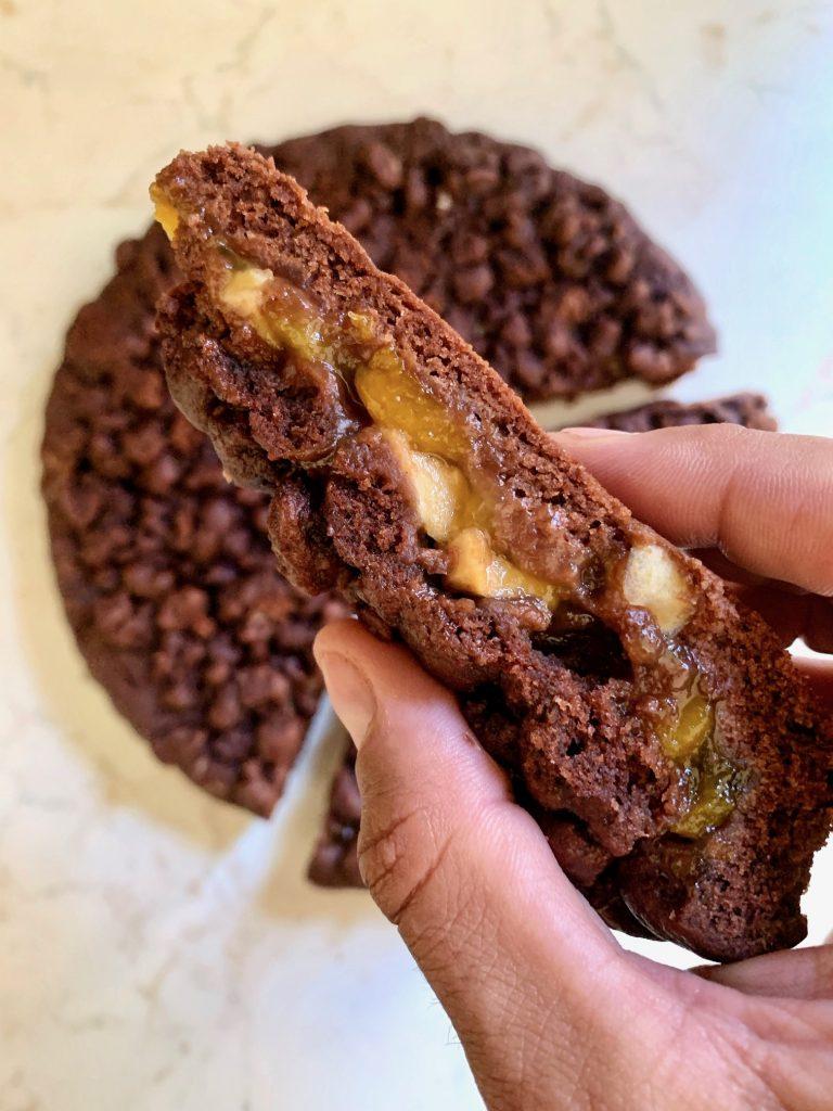 Sbrisolona al cacao senza burro e senza uova
