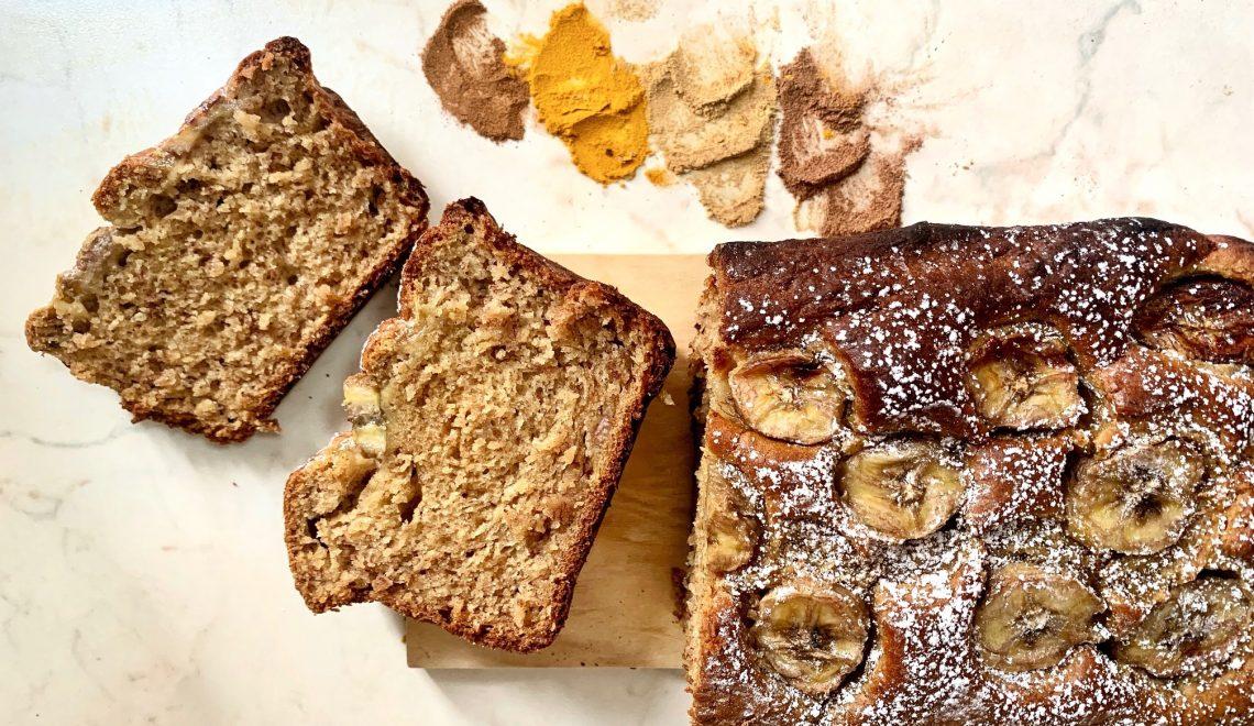 Banana Bread con spezie